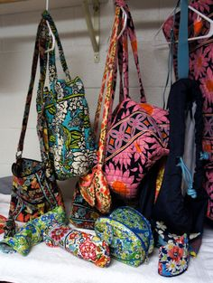 How to clean your Vera Bradley!