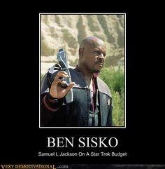 Captain Benjamin Sisko by DarkFurianX   My Daily Deep Space Nine Notes