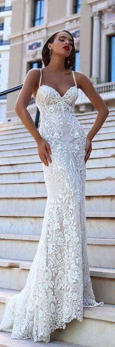 Katherine Joyce Wedding Dresses 2018 – Ma Cherie collection | Deer Pearl Flowers / http://www.deerpearlflowers.com/katherine-joyce-wedding-dresses-2018/