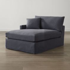 Slipcover Only for Lounge II Petite Left Arm Chaise