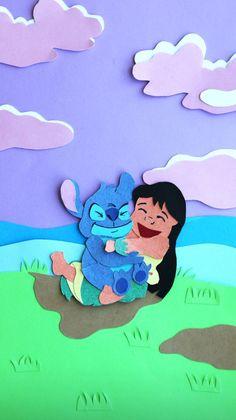 Disney Diy, Disney Love, Disney Stuff, Lilo And Stitch, Disney Wallpaper, Disney Characters, Fictional Characters, Iphone, Disney Princess