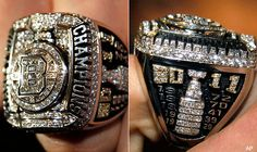 BRUINS stanley cup ring