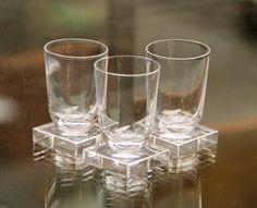 Knickerbocker Libbey Shot Glasses