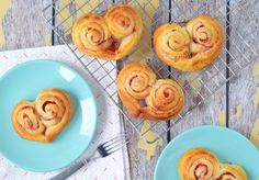 Harten croissants - Laura's Bakery