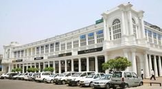 Connaught Place is one of the largest financial, marketable and business centers in New Delhi, India. It is often abbreviated to CP and houses the headquarters of a number of noted Indian firms