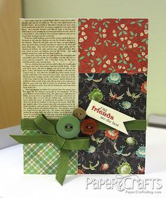 @Susan Opel - Paper Crafts magazine