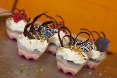 Finger food dessert