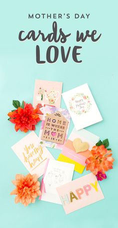 Looking for the perfect card for mom? These Mother's Day cards are guaranteed to be a hit.