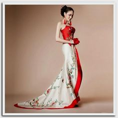 Japanese Prom Dress