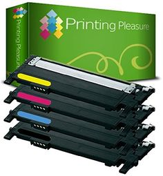From 44.90 Printing Pleasure Clp360 Compatible Laser Toner Cartridges For Samsung Clp-360/clp-365/clx-3300/clx-3305 - Multi-pack (black Cyan Magenta Yellow Pack Of 4)