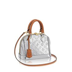 edfbe2bb92de Alma BB Monogram Vernis in Women s Handbags collections by Louis Vuitton