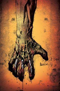 Wolverine by Alberto Ponticelli