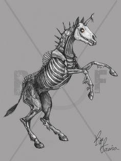 Brittany farina unicorn