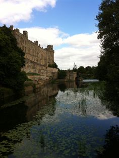 Castles and water