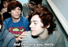 10 Times Harry Styles And Louis Tomlinson Said Things That Almost No One Took Literally