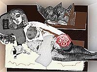 Gladys Afamado (Montevideo, 24 de mayo de 1925) es una artista, grabadora y poeta uruguaya. Integrante del Club de Grabado de Montevideo desde 1954, participó en numerosas de sus ediciones mensuales y almanaques. Posteriormente incursionó en diferentes lenguajes plásticos y en los últimos años destaca su labor en el arte digital.1