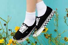 This Vans Authentic Just Checkmated All of Your Other Sneakers
