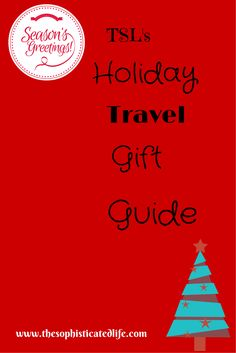 The perfect Holiday Gift Guide for Travelers