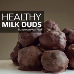 Healthy Milk Duds