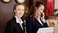 Técnico Profesional Recepcionista de Hotel