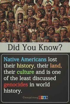 American Indians' history has been systemically whitewashed to benefit imperial European colonizers. American Indians history has been systemically whitewashed to benefit imperial European colonizers. Native American Wisdom, Native American History, American Indians, Native American Genocide, American Symbols, American Life, American Women, By Any Means Necessary, We Are The World
