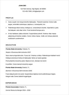 Cv  Resume The New Template From Topdesign Is The Real Eye