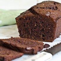 Chef Jenn Segal - Double Chocolate Zucchini Bread