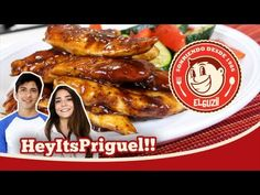 Pollo en BBQ!! - (HeyItsPriguel) - El Guzii - YouTube