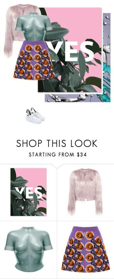 """""""Untitled #728"""" by jake-tha-snake ❤ liked on Polyvore featuring Zuhair Murad, Marina Hoermanseder and Manish Arora"""