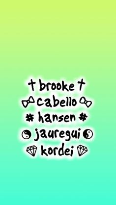 Fifth Harmony IPhone Wallpaper