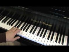 "Piano Lesson ""You Are My Sunshine"" - YouTube"