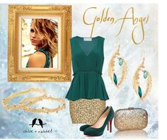 """Sweeping Feathers"" by kendra-pinca on Polyvore"