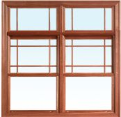 Weather Shield series wood double hung windows