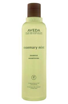 Awaken your senses with Rosemary Mint shampoo