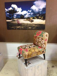Drie Meubelambachten upholstery work for Momiq