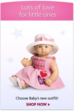 Bitty baby great for any little girl