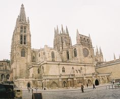 The El Cid Cathedral is one of the finest in Europe, and contains the tomb of El Cid.