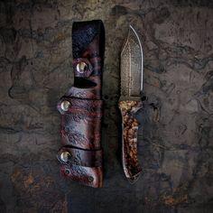 VORN MANNFALL    #customknife #knivesdaily #knifeporn #bushcraft #campknife #huntingknife #blade #leather #leathersheath #learherwork