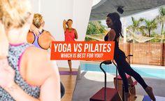 Yoga vs Pilates- ¿Cúal es el mejor para tí? Yoga vs Pilates- ¿Which is the best for you? #discover #yogavspilates #activatesports #pilatesanalozano #yogatenerife