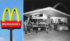 Sixty years ago today salesman Ray Kroc opened the first franchise restaurant in Illinois, giving birth to the fast food industry