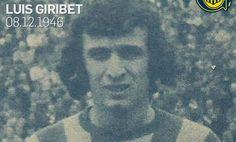 Luis Giribert.Campeón con Independiente de Avellaneda en Copa Libertadores de América 1974 y Copa Libertadores de América 1975.