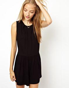 #Womens #Fashion #Asos #Black #Playsuit #Shorts #Stylish