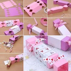 (1) Facebook Adorable Candy Shaped Gift Box Tutorial  Here: http://www.amazinginteriordesign.com/adorable-candy-shaped-gift-box-tutorial/