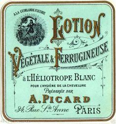 paris perfume lables - Bing Images