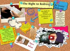 Right to Redress basics