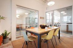 Эксклюзивный дизайн интерьера офиса от Lauren Geremia