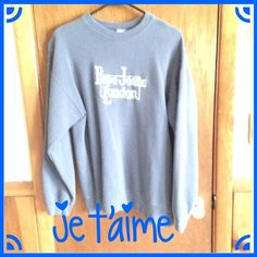 Pepe Jeans Sweatshirt - Size S/M Runs Big Pepe Jeans Sweatshirt - Size S/M Runs Big - 90% Cotton Pepe Jeans Tops Sweatshirts & Hoodies