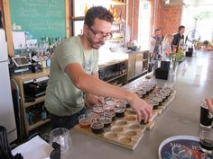 Looking for a fun outing with friends? Check out Columbus Brew Adventures.