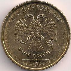 Motivseite: Münze-Europa-Osteuropa-Russland-Рубль-10.00-2009-2015