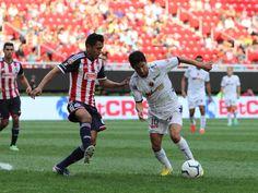 Jornada 3, @Liga Bancomer MX Apertura 2013, Guadalajara 0-2 Veracruz #MasFuertesQueNunca